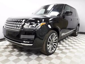 2017 Land Rover Range Rover 5.0 Supercharged Autobiography