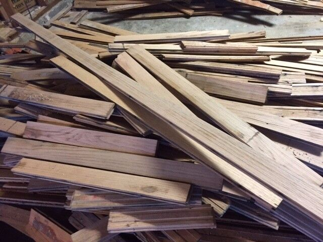 Reclaimed +50 Year Oak Solid Hardwood Flooring