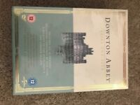 DOWNTON ABBEY SERIES 1-5 BOX SET, UNOPENED