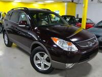 2010 Hyundai Veracruz GLS,leather,sunroof