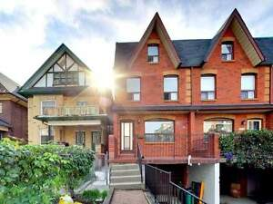 Renovated House for rent @ King West