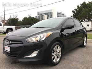 2013 Hyundai Elantra GT Bluetooth Moonroof Heated Seats 1.8L Aut