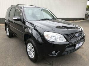 2010 Ford Escape ZD Black 4 Speed Automatic Wagon Oakleigh Monash Area Preview