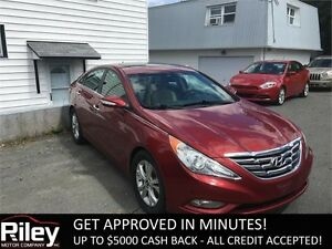 2011 Hyundai Sonata Limited STARTING AT $121.33 BI-WEEKLY