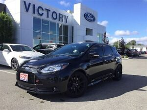2014 Ford Focus ST ST, Navigation, Recaro Leather