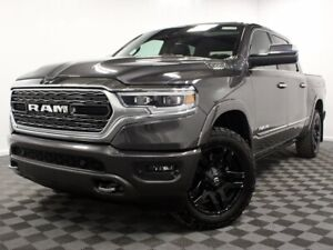 2019 Ram 1500 Limited| DEALER DEMO | FUEL RIMS | RAMBOXES |