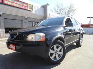 2006 VOLVO XC90  **LEATHER+SUNROOF+DVD**