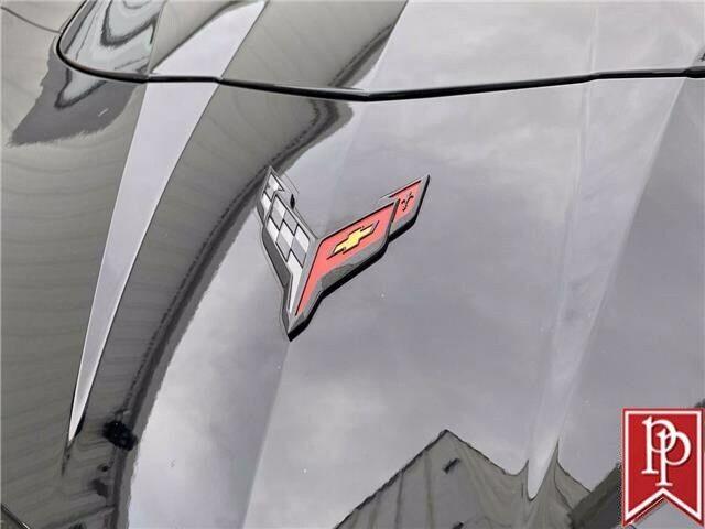 2020 Black Chevrolet Corvette  1LT   C7 Corvette Photo 7