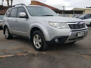 2009 Subaru Forester S3 MY09 XS AWD Silver 5 Speed Manual Wagon Blair Athol Port Adelaide Area Preview
