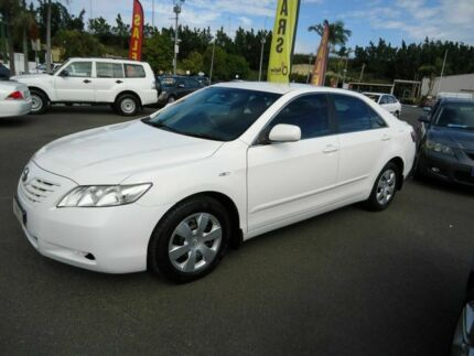 2007 Toyota Camry ACV40R Altise White 5 Speed Automatic Sedan Dutton Park Brisbane South West Preview