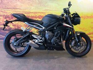 2019 Triumph Street Triple RS Road Bike 765cc Tempe Marrickville Area Preview