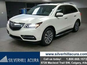 2016 Acura MDX Navi Package SH-AWD *Roof Rail, Crossbar, Running
