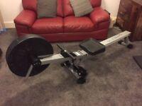 V-Fit AR 1 Rowing Machine