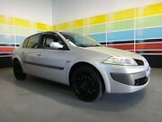 2008 Renault Megane X84 MY06 Upgrade Expression Silver 6 Speed Manual Sedan Wangara Wanneroo Area Preview