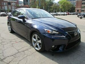 2015 Lexus IS 350 Luxury Navigation Cooled Seats
