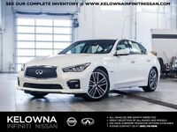 2015 Infiniti Q50 HYBRID All-wheel Drive Sport with Deluxe Techn