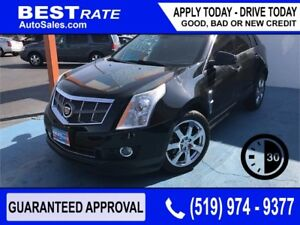 CADILLAC SRX - APPROVED IN 30 MINUTES! - ANY CREDIT LOANS