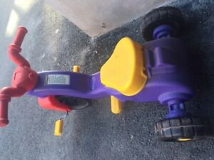 Excellent kids first  tricycle