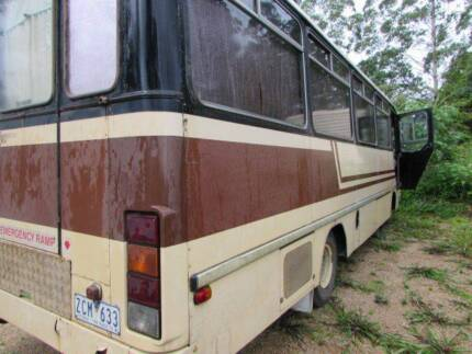 1988 hino bus motorhome...wheelchair lifter...7.7meter Woodburn Richmond Valley Preview