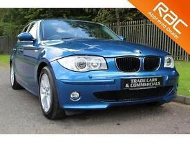 2006 56 BMW 1 SERIES 2.0 120I SE 5D 148 BHP