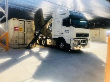 MC TRUCK DRIVER B-DOUBLE (Container / side loader operator) St Marys Penrith Area Preview
