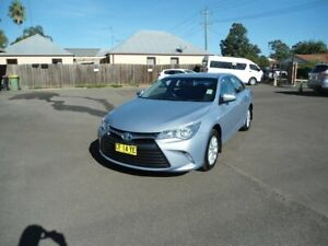 2015 Toyota Camry AVV50R MY15 Altise Hybrid Ocean Blue Continuous Variable Sedan North Richmond Hawkesbury Area Preview