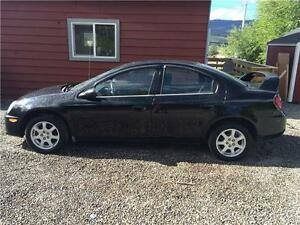 2005 Dodge Neon SX 2.0 Prince George British Columbia image 1