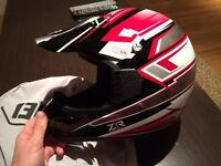 casque full face motocross