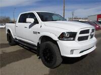 2014 Dodge Ram 1500 Sport - Hemi-Lift-Tires-Finance $419 B/W