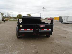 2017 6X10 DUMP TRAILER - BUILT TO LAST - BEST BANG FOR YOUR BUCK London Ontario image 7