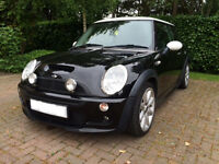 Mini Cooper S - 53 Plate - Black With White Roof - John Cooper Works Bodykit - LAST CHANCE!!