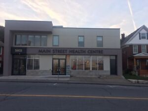 Office space for Family Medicine in Niagara Falls.