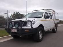 2011 Nissan Navara Ute Mount Louisa Townsville City Preview