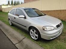 HOLDEN ASTRA TS SRI LIMITED EDITION COUPE 03 MY03 118,000KM LONG Prestons Liverpool Area Preview