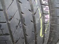 205/55/16 Toyo Tranpath J48 x2 A Pair, 7.2mm (156 Rayne Road, Braintree, CM7 2QS) Second Hand Tyres