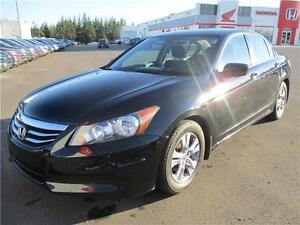 Honda Accord Sedan 4dr I4 Auto SE 2012