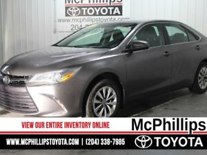 2017 Toyota Camry 4DR SDN I4 AT LE