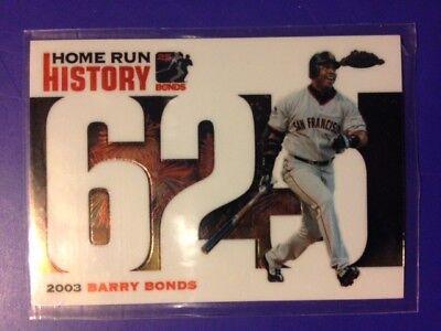 Barry Bonds 2006 Topps Chrome