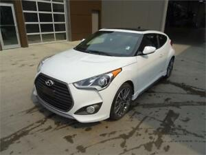 2017 Hyundai Veloster Turbo Was $29,006.00 Now only $22,988.00