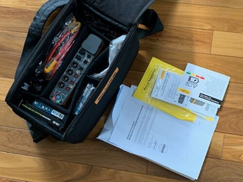 Fluke 1742/30/EUS Power Quality Data Logger - BNIB