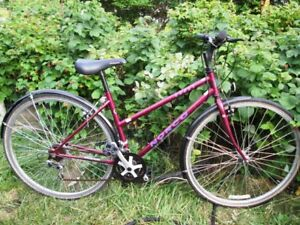 Norco womens all-weather hybrid commuter bike
