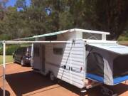 Windsor Rapid Caravan 2002 Bickley Kalamunda Area Preview