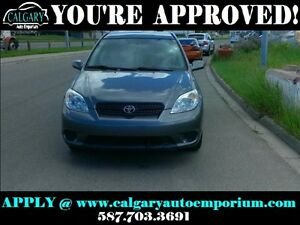 2006 Toyota Matrix XR Front-wheel Drive Hatchback