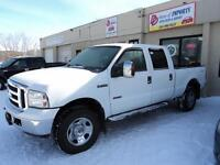 2006 FORD F350 XLT-DIESEL-CREW CAB-LOADED