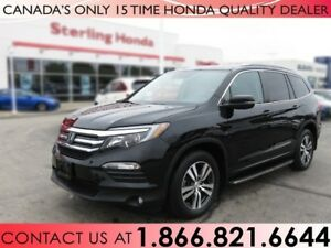 2016 Honda Pilot EX | HONDA CERTIFIED | 1 OWNER | NO ACCIDENTS