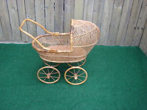 Decoration Old fashion Baby carriage