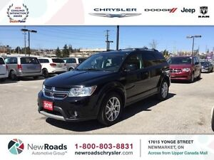2015 Dodge Journey FWD 4dr Limited- Sunroof,Pwr. Seats, Tire Mon