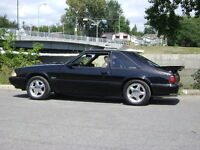 1989 Ford Mustang - 25th Aniv. - Unique