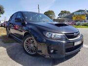 2010 Subaru Impreza G3 MY11 WRX AWD Black 5 Speed Manual Hatchback Dandenong Greater Dandenong Preview