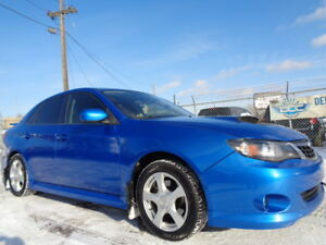 2008 SUBARU IMPREZA WRX-AWD-2.5L 4 CYL TURBO-5 SPEED-AMAZING